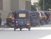 حى حلوان يبدأ اليوم حملات لإزالة الإشغالات وملاحقة التوك توك المخالف