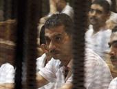 بالصور.. قاضى اقتحام سجن بورسعيد يطلب سماع أقوال مرسى واللواء أحمد وصفى