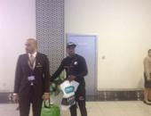 إيفونا يصل الإمارات للمشاركة مع الاهلى فى السوبر