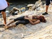 غرق فتاة سقطت فى نهر النيل بمركز نجع حمادى بمحافظ قنا