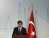 رئيس وزراء تركيا السابق داود أوغلو يتقدم بطلب لتأسيس حزب سياسى ينافس أردوغان