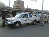 """""""مرور القاهرة"""" يضبط 7 آلاف مخالفة مرورية أعلى محاور العاصمة"""