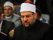 بالفيديو.. مختار جمعة: إيقاف محمد جبريل سببه افتعال البكاء بالدعاء والإطالة فى الوقت