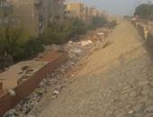 صحافة المواطن.. بالصور.. التعدى على شارع بمدينة النهضة فى القاهرة