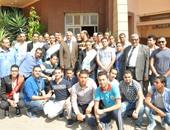 بالصور.. ختام الملتقى التنموي الأول لطلاب الجامعات المصرية بالمنوفية