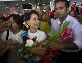حزب سو كى فى ميانمار يقترح لجنة لتعديل الدستور الذى كتبه الجيش