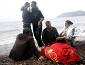 مصرع شخصين وإنقاذ 17 آخرين فى غرق قارب يحمل مهاجرين بتركيا