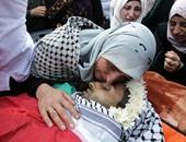 """بالصور.. الفلسطينيون يشيعون شهداء""""انتفاضة السكاكين"""""""
