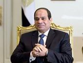 """الرئيس السيسى يلتقى ممثلى شركة """"داسو"""" المصنعة لطائرات الرافال"""