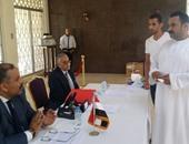 بدء تصويت المصريين بالخارج فى الإعادة بالمرحلة الثانية للانتخابات