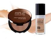 مجموعة Makeupforever الجديدة من كريم الأساس والماسكرا لبشرة زى النجوم