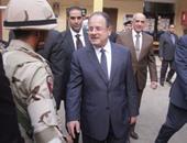 وزير الداخلية يتفقد اللجان الانتخابية بالدقى والعجوزة
