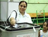 استمرار توافد الناخبين فى الساعة الأخيرة من التصويت