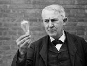 س وج .. هل اخترع إديسون المصباح الكهربائى فقط؟