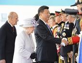الرئيس الصينى يختتم زيارته لبريطانيا التى شهدت توقيع عقود ضخمة