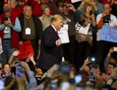 """بالصور..المرشح الجمهورى لرئاسة أمريكا """"دونالد ترامب"""" ينظم مؤتمرا انتخابيا"""