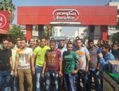 بالفيديو.. عمال بسكو مصر: مستمرون فى الإضراب حتى تطبيق الحد الأدنى للأجور