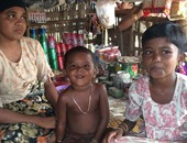 الأمم المتحدة: ارتفاع عدد مسلمى الروهينجا الفارين لبنجلاديش لـ73 ألفا