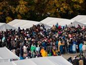 بالصور.. شرطة سلوفينيا: دخول 12600 لاجئ فى 24 ساعة فقط