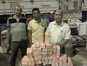 إحباط محاولة تهريب كميات من الأدوية المحظورة عبر مطار برج العرب