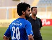 """محمود فتح الله متهكماً قبل مواجهة الأهلى: """"مباراة سهلة"""""""