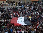 تقلص أعداد المتظاهرين فى العراق وثبات المطالب وبطء الإصلاحات