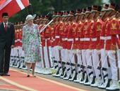 بالصور..الرئيس الإندونيسى يستقبل ملكة الدنمارك خلال زيارة تستغرق عدة أيام