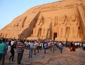 """""""الآثار"""" تحتفل باليوبيل الذهبى لنقل معبد أبو سمبل.. الأحد"""