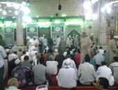 خطيب مسجد الحسين: الرسول هاجر لتعظيم المسئولية وإقامة الدولة وإحقاق الحق
