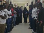 القبض على 21 أثيوبيا وصوماليا فى قطار بالأقصر دخلوا البلاد بطريقة غير شرعية