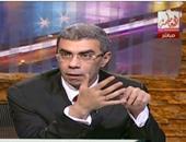 """بالفيديو.. ياسر رزق رافضا تعديل الدستور: """"نجربه الأول"""""""