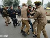 مستشفى فى الشطر الهندى من كشمير يعج بضحايا الضرب وإطلاق الرصاص
