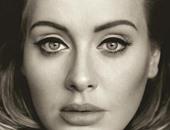 """أديل تتصدر قائمة Tops Hot 100 بـ""""Hello"""" للأسبوع الثانى"""