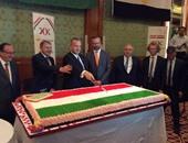 بالصور..سياسيون وإعلاميون وفنانون يحتفلون بالعيد القومى لدولة المجر