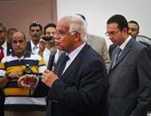 """نائب محافظ القاهرة: التخلص من المياه الجوفية المتراكمة بنفق شبرا بـ""""الحقن"""""""