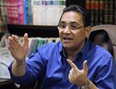 عبد الرحيم على يشيد بزيارة رئيس البرلمان للبابا تواضروس ويؤكد: تعبير عن مشاركة جميع النواب
