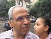 """بالفيديو..مواطن لرئيس حى وسط القاهرة:""""عندنا مكان أثرى اتحول لمقلب قمامة"""""""