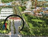 بالصور.. بعد معجزة برج خليفة..دبى تمنح العالم أجمل مدينة ترفيهية فى2016