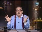 بالفيديو.. بعد تكرار غرق الإسكندرية فى الإمطار..إبراهيم عيسى للحكومة: أنتم فشلة