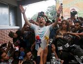 بالصور.. جيمى موراليس يتقدم بفارق كبير فى الانتخابات الرئاسية بجواتيمالا