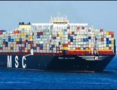عبور55 سفينة قناة السويس بحمولة قدرها 8, 2 مليون طن