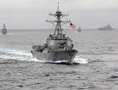 بكين تدين مرور سفينة حربية أمريكية بمحيط منطقة متنازع عليها فى بحر الصين