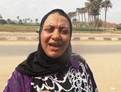 """بالفيديو.. ناخبة بالعياط تهدى الجيش قصيدة بعنوان """"حى على الجهاد"""""""