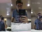 بالفيديو.. مطور بمايكروسوفت يبتكر مرآة ذكية تتحكم فيها بالأوامر الصوتية