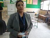 مستشارة تتكفل بتسديد مصاريف 150 طالبا بمدرسة رمسيس بالهرم