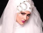 """اختارى اللى يناسبك من نماذج لمكياج العروسة المحجبة ببصمة """"جيلان عاطف"""""""