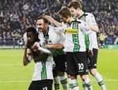 كأس المانيا.. مونشنجلادباخ يكستح فريق درجة رابعة 11 - 1