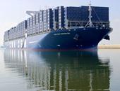عبور 48 سفينة قناة السويس بحمولة 2.6 مليون طن