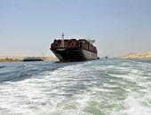 مهاب مميش: عبور 80 سفينة قناة السويس بحمولة 4.6 مليون طن خلال يومين
