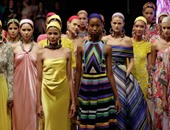 الألوان المبهجة تسيطر على أسبوع الموضة فى بنما